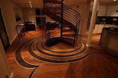 Intermezzo Home Improvement - Hardwood floor types and design