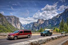 https://flic.kr/p/c1fjxf | Yosemite National Park (I). Valley View. California, USA | Posee más de 1.300 km de senderos marcados por los cuales se puede andar. Existen 5 secciones bien diferenciadas para los visitantes:  - Yosemite Valley - Wawona/ Mariposa Gove/ Glacier Point - Tuolumne Meadows - Hetch Hetchy - Crane Flat/ White Wolf Yosemite National Park (California/ USA).  Best in large. Recomiendo ver en tamaño Grande.