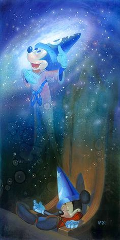 """The Flight to Fantasy"" by John Rowe 