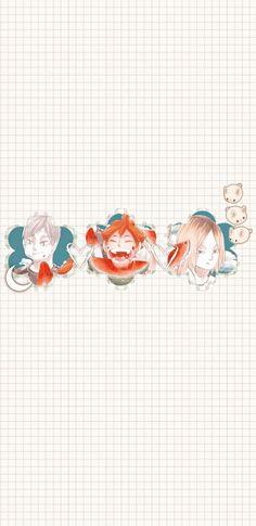 Haikyuu Wallpaper, Anime Wallpaper Phone, Soft Wallpaper, Pink Clouds, Room Posters, Manhwa Manga, Anime Films, Animes Wallpapers, Aesthetic Anime