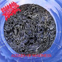 "Morbid Angel - ""Altars Of Madness"" Review - World Of Metal"