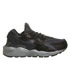 sports shoes 5e2ae 6a4a9 Nike Air Huarache Burnt Metal Black - Unisex Sports