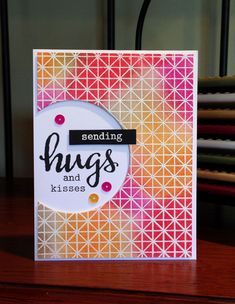 Shari Carroll, who is a master at beautiful color combinations, created these recipe cards of colors that work well together. Card Making Inspiration, Making Ideas, Scrapbook Cards, Scrapbooking, Distress Ink Techniques, Embossing Techniques, Karten Diy, Card Making Techniques, Card Sketches