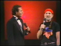 Julio Iglesias & Willie Nelson -- To All The Girls I've Loved Before (Video, TOTP)