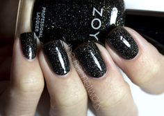 The Nail Network: Zoya storm