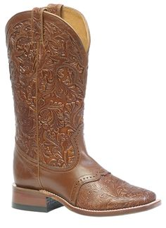 Boulet Ladies Belmont Whiskey Boot 2015... these are kinda cool