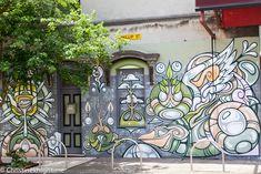 Newtown Graffiti via Christineknight.me  Raine & Horne Approved  #rhnewtown