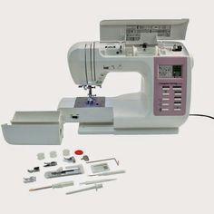 Quelles sont les fonctions, options, caractéristiques  essentielles d'une machine à coudre pour débutant ? Les basiques d'une machine à coudre pour apprendre à coudre.