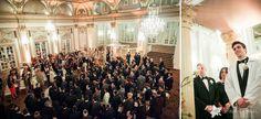 Ashira and Avi's wedding at @fairmontcopley #fairmontcopley #orthodoxjewishwedding #jewishweddingboston #ceremony