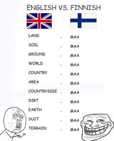 Learn some Finnish