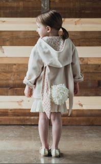Bunny coat pattern