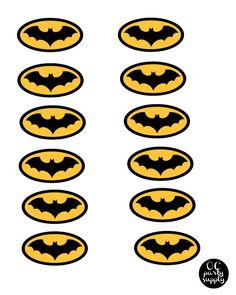 Hey, I found this really awesome Etsy listing at https://www.etsy.com/listing/253572534/batman-emblem-printables-batman