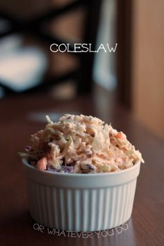BETTER than KFC Coleslaw Recipe  http://www.orwhateveryoudo.com/2014/02/better-kfc-coleslaw-recipe.html?utm_campaign=coschedule&utm_source=pinterest&utm_medium=Nicole%20at%20OrWhateverYouDo%20(The%20Top%20Pinned)&utm_content=BETTER%20than%20KFC%20Coleslaw%20Recipe