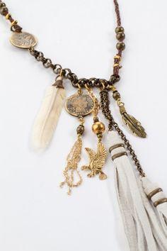 Road Trip'n Unisex Necklace - Spell Designs