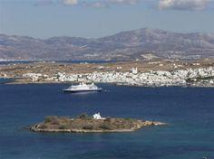 SeaDream calls on Paros, Greece
