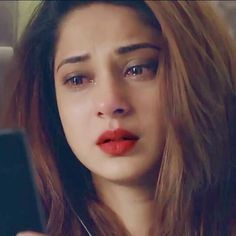 Looks beautiful even with tears in her eyes Crying Eyes, Crying Girl, Maya Beyhadh, Jennifer Winget Beyhadh, Jennifer Love, Girls Dpz, Stylish Girl, Girl Pictures, Crying Pictures