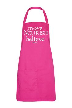 Perfect for festive preparations <3 #ljfitlist #lornajane Move Nourish Believe Apron | Shop NOW