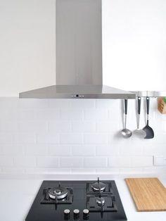 image Kitchen Cabinets, Kitchen Appliances, Modern Kitchen Design, Nordic Style, Home Kitchens, Sweet Home, Dining Room, Interior Design, Home Decor