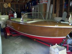 1963 tollycraft runabout 15 Classic Boat, Classic Wooden Boats, Runabout Boat, Boat Engine, Kayak Adventures, Vintage Boats, Old Boats, Boat Stuff, Power Boats