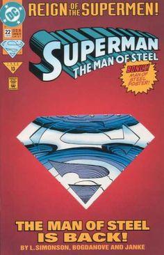 Superman Comics Vol. Superman is a fictional comic book superhero appearing in publications by DC Comics, created by American writer Jerry Siegel and Canadian-born American artist Joe Shuster in 1932 Dc Comic Books, Comic Book Covers, Comic Art, Action Comics 1, Dc Comics, Wolverine Comics, Resurrection Series, Superman Comic, Batman Spiderman