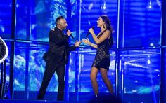 Paula Seling & OVI canta pentru Romania in a doua semifinală Eurovision