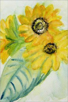 Emotion-Art - Sonnenblumen