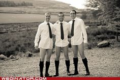i absolutely love this for a groomsman shot