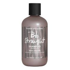 Straight Shampoo - Shampooing de Bumble and bumble | Sephora |32€