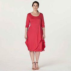 jurk brede heupen