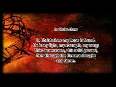 In Christ Alone ~ Newsboys