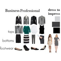 """""""business professional"""" decoded"""