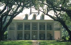 New Orleans Plantation House