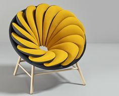 Quetzal Chair by Marc Venot