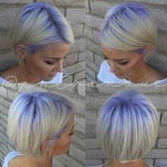 Lilac Shadow Blonde