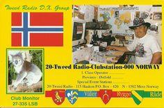 Tweed Radio  Australia as  Clubstation  special callsign   000    Norway