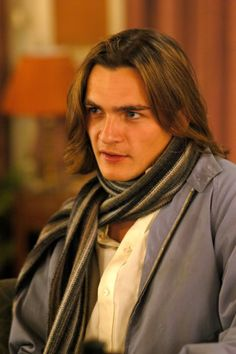 Rupert Friend in MRS. PALFREY AND THE CLAREMONT
