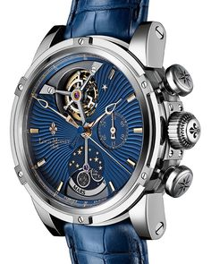 Top 10 Space-Themed Watches