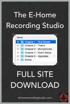 Download full site. http://ehomerecordingstudio.com/site-download/