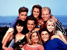 beverly hills 90210, tv show, 90s