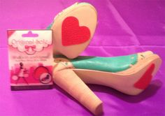 Red Heart Sole Grip - so cute on the soles of your shoes. http://www.secretfashionfixes.ie/red-heart-shoe-sole-grips/os%20sho%20grppd.html