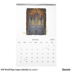 Shop Old World Pipe organ calendar created by organs. Saint Etienne, St Andrews, Saint James, Hidden Treasures, St Michael, Concert Hall, Old And New, Old World, Facade