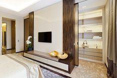 Extravagant Taste, Discreet Luxury : Shape of Art Deco Interior in St. Petersburg - http://freshome.com/2014/01/16/extravagant-taste-discreet-luxury-shape-art-deco-interior-st-petersburg/