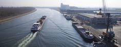 Port industriel de Mulhouse-Ottmarsheim