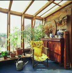 Conservatory..I love windows!!