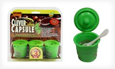 Clever Coffee Capsule 3pk $12.98 Shipped from Groupon - The ...