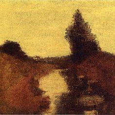 Ryder, Landscape