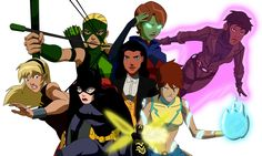 WATCH YOUNG JUSTICE ON NETFLIX! There are currently rumors that Netflix might pick up a 3rd season, so please support this by watching the show as much as you can on Netflix! If you've never seen it, it's a great show-comparable to the original Teen Titans and Avatar the Last Airbender.