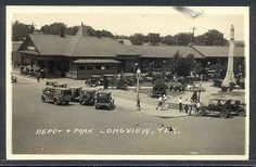longview, texas postcard | Longview TX