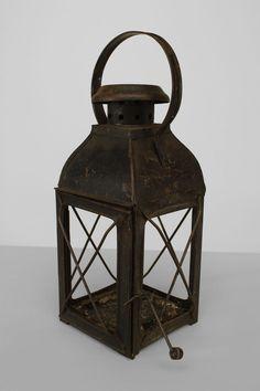 American Country lighting lantern metal