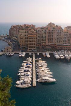 Fontvielle Marina, Monaco